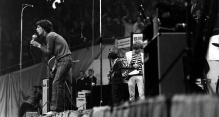 Os Rolling Stones nos primórdios